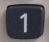 数字キー「1」