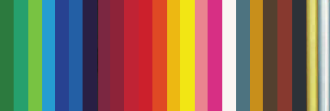 色鉛筆の24色