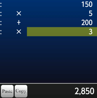 計算結果2850