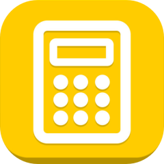 消費税電卓 楽々計算