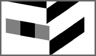 ブロックを2つ選択