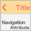 Navigation Attribute
