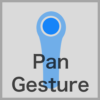 Pan Gesture Recognizer