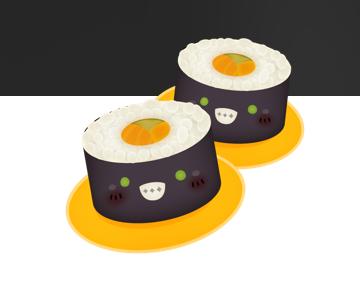 Sushi Go!のマキズシ