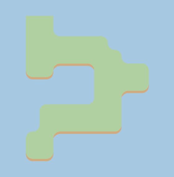 8-Way Adjacency Groupをソースコードで実装