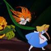 アニメで英語「花に襲われる」