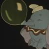 アニメで英語「風船を膨らませる」