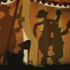 アニメで英語「アイディアがまとまったのでボスのところに行く」
