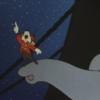 アニメで英語「名高いダンボ!」