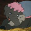 アニメで英語学習「ダンボとお母さん」