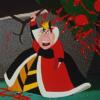 アニメで英語「不思議の国の女王がブチ切れる」